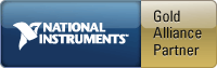 National Instruments Gold Alliance Partner